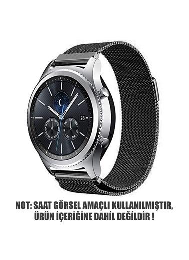 Microsonic Realme Rma207 Watch S Milanese Loop Kordon Gold Siyah